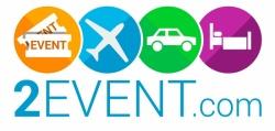 Придбати квитки на 2Event App:
