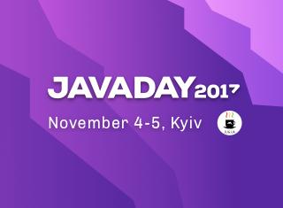 Придбати квитки на Javaday 2017: