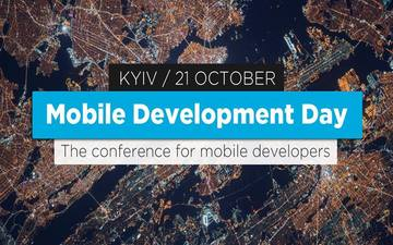 Buy tickets to Mobile Development Day 2017: