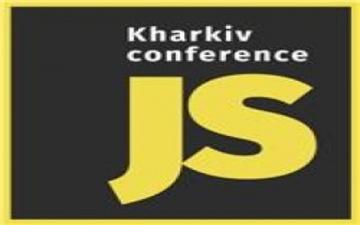 Купить билеты на KharkivJS #8. Самая большая Javascript конференция в Украине:
