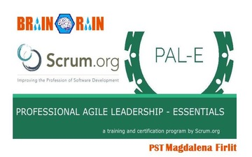 Buy tickets to Professional Agile Leadership (PAL) Essentials with Magdalena Firlit: