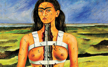 Придбати квитки на Фрида Кало. Автопортрет борьбы: искусство, любовь, политика: