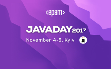 Buy tickets to JavaDay Ukraine 2017: