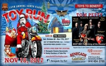 15th annual toy run - 360×225