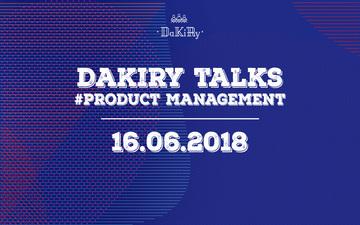 Buy tickets to DaKiRy Talks