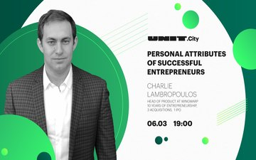 Buy tickets to EIR #3 Meetup | Personal Attributes of Successful Entrepreneurs: