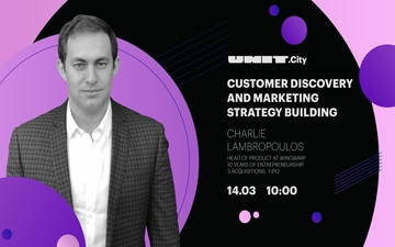 Buy tickets to EIR #3 Workshop | Customer Discovery & Marketing Strategy Building: