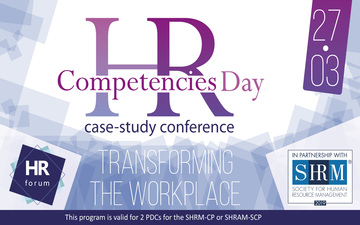 Buy tickets to  HR Competencies Day :