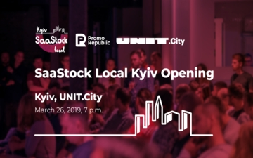 Buy tickets to SaaStock Local Kyiv Opening: Sales and marketing alignment: