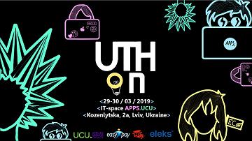 Buy tickets to UTHon UCU - твій простір, для тебе!: