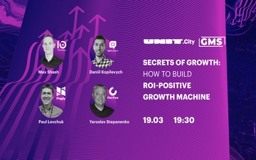 Buy tickets to Secrets of Growth: How to build ROI-positive growth machine: