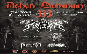 Buy tickets to ​ASHEN DOMINION FEST III: