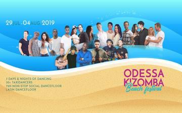 Придбати квитки на Odessa Kizomba Beach Festival 2019: