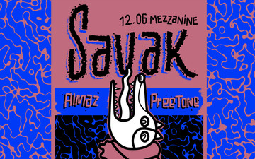 Buy tickets to SAVAK :
