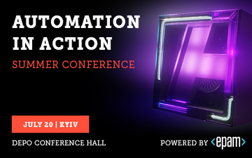 Купить билеты на Automation In Action: summer conference: