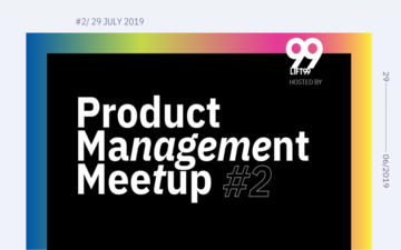 Придбати квитки на Product Management Meetup #2: Product Team Structuring Challenges: