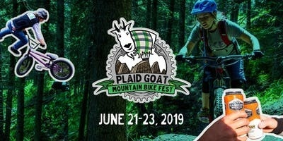 Buy tickets to Plaid Goat Mountain Bike Fest & Jump Jam 2019: