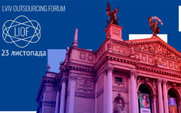 Buy tickets to Lviv IT Outsourcing Forum :