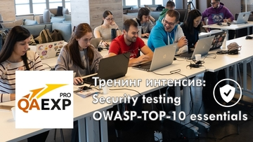 Buy tickets to Security testing OWASP Top10 Essentials: