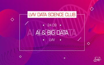 Kupić bilety na Lviv Data Science Club:
