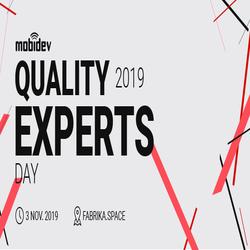 Kupić bilety na MobiDev Quality Experts Day 2019: