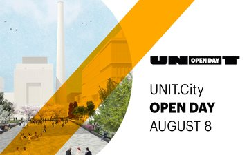 Buy tickets to UNIT.City OPEN DAY | August: