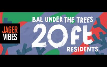 Buy tickets to Bal Under the Trees: 20ft Residents - подію перенесено на жовте: