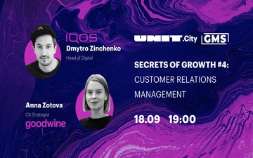 Kupić bilety na Secrets of Growth #4: Customer Relations Management: