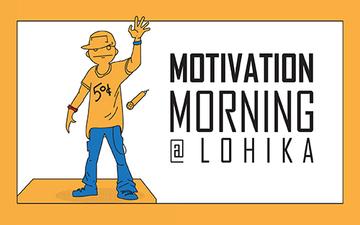 Buy tickets to Motivation Morning@Lohika: