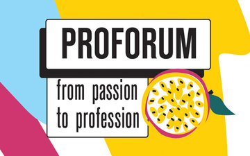 Buy tickets to ProForum 2019: from passion to profession:
