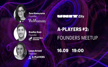 Kupić bilety na A-Players #2: Founders Meetup: