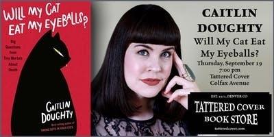 Купить билеты на An Evening with Caitlin Doughty, Book Talk & Signing: