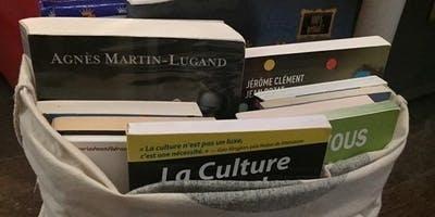 Купить билеты на Bordeaux : Remplis ton sac de livres pour 5 €: