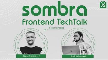Buy tickets to SOMBRA FRONTEND TECHTALK: