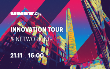 Buy tickets to UNIT.City Innovation Tour & Networking: