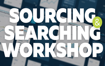 Buy tickets to Воркшоп Sourcing & Searching  :