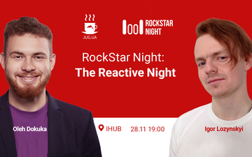 Buy tickets to RockStar Night: The Reactive Night: