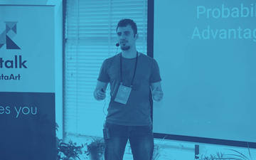 """Buy tickets to IT talk Kherson """"Python for Data Analysis"""":"""