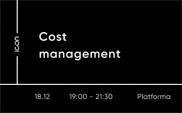 Buy tickets to Cost Management Workshop: