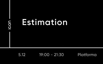 Buy tickets to Estimation (focus on Agile methodologies):