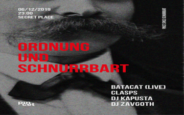 Buy tickets to Ordnung und Schnurrbart: