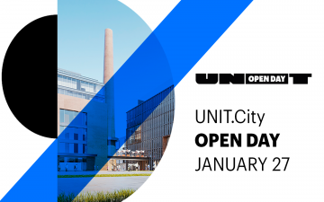 Buy tickets to UNIT.City OPEN DAY | January: