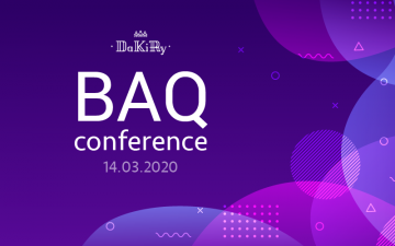 Buy tickets to Lviv BAQ Conference  March_2020: