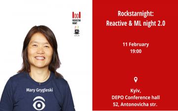 Kupić bilety na RockStar Night: Reactive & ML Night 2.0: