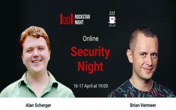 Buy tickets to RockStar Night (Online): Security Night: