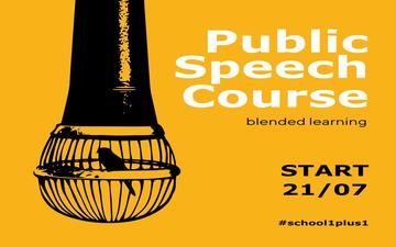 Buy tickets to Public Speech Course: