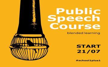 Купить билеты на Public Speech Course: