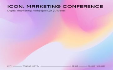 Buy tickets to ICON.Marketing - Digital Marketing Conference Video :