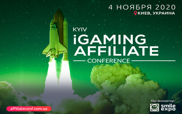 Buy tickets to Kyiv iGaming Affiliate Conference 2020 | #KiAC20:
