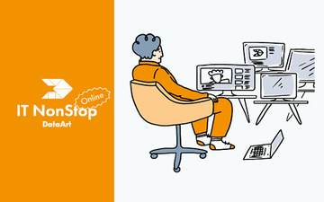 Buy tickets to DataArt IT NonStop 2020: